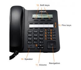 TÉLÉPHONE IP LIP-9020