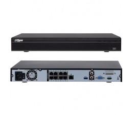 8 Channel 1U 8PoE 4K&H.265...