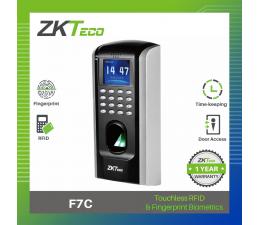 CONTROLE D'ACCES ZKTECO F7-C